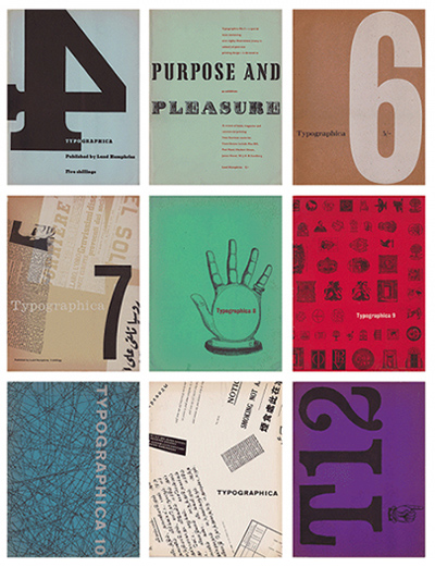 covers from typographica